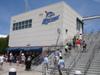 Bridgeport_bluefish_outside_stadium
