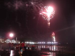 Playland_fireworks_people_2