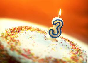 Happy Birthday MyRye 3rd B