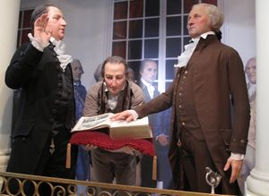 George inauguration
