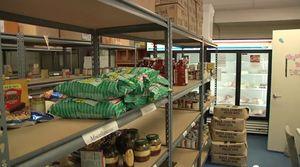Carver Center Food Pantry