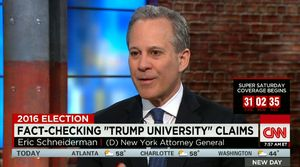 NY AG on CNN Trump University