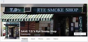 Smoke shop FB page