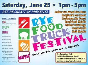 Rye Food Truck Festival 2