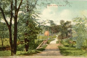 42 Central Avenue Rye, NY Circa 1911