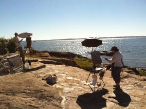 Painters On Location
