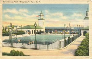 34 Swimming Pool Rye Playland Rye NY 1914