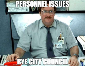 Personnel issues rye