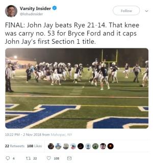 Rye John Jay