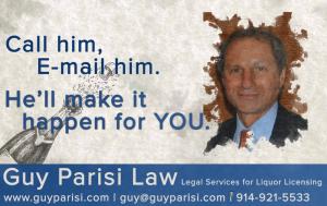 Guy Parisi law web site