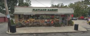 Playland Market Rye NY