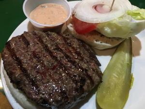 Where in Rye - burger