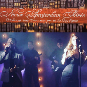 Nieuw Amsterdam Soiree