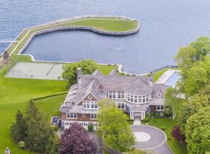 Grace Church mega mansion 6 aerial