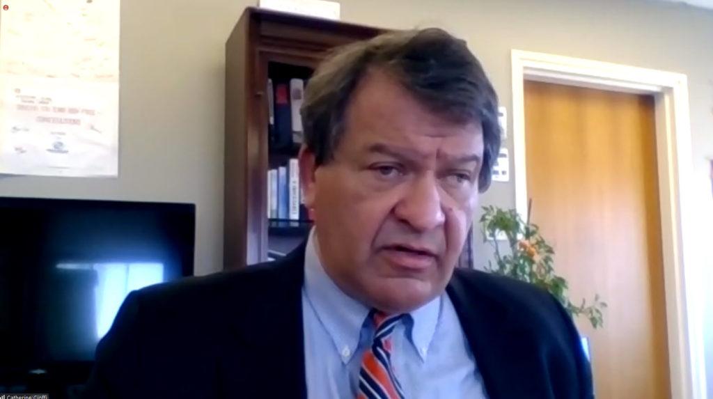 George Latimer COVID-19 briefing April 6, 2020