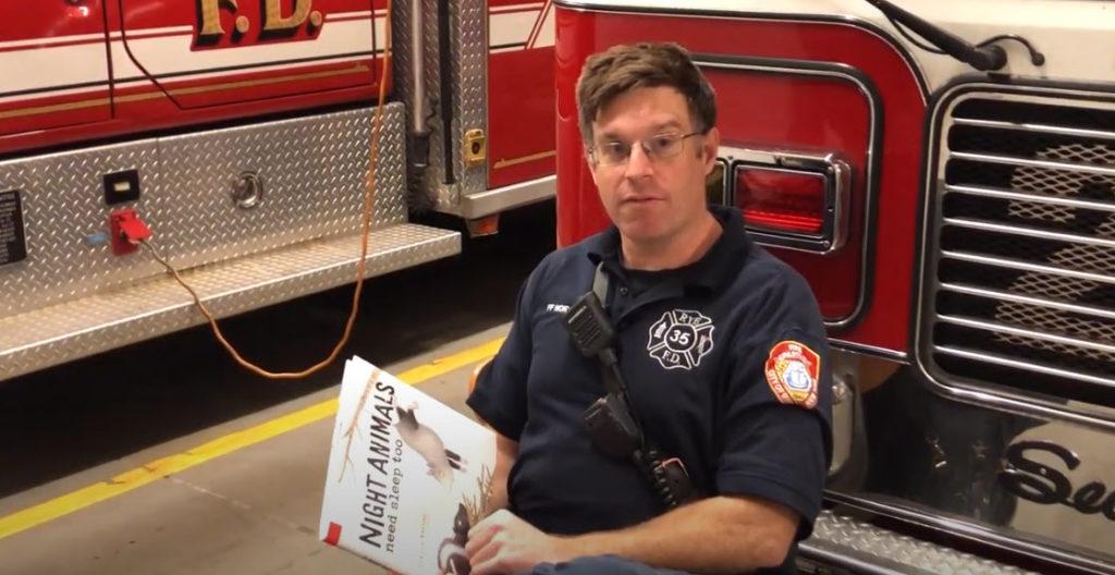 RFFR MyRye.com Storytelling Project Episode #10 - City of Rye Professional Firefighter Andrew Northshield