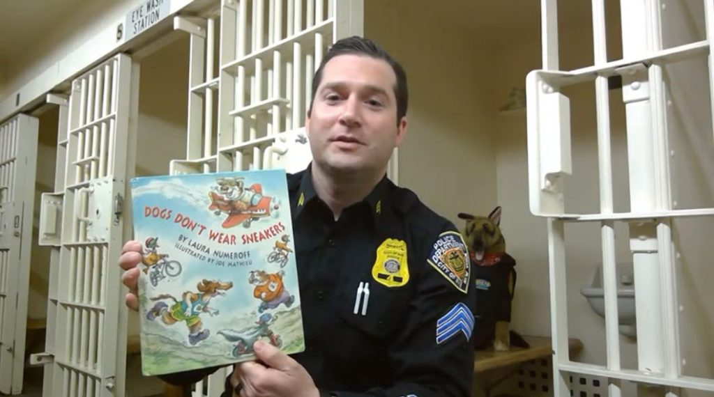 RFFR MyRye.com Storytelling Project Episode #11 Rye Police Department Sergeant Al Hein