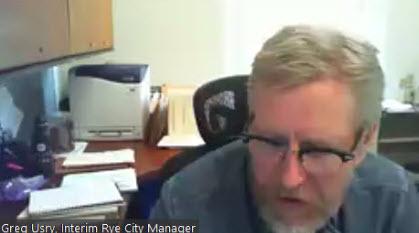 City Manager Greg Usry