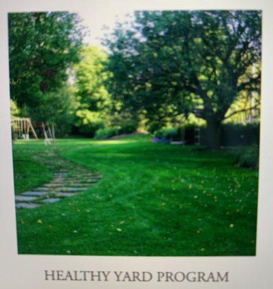 Rye Sustainability Committee Heathly Yard Program