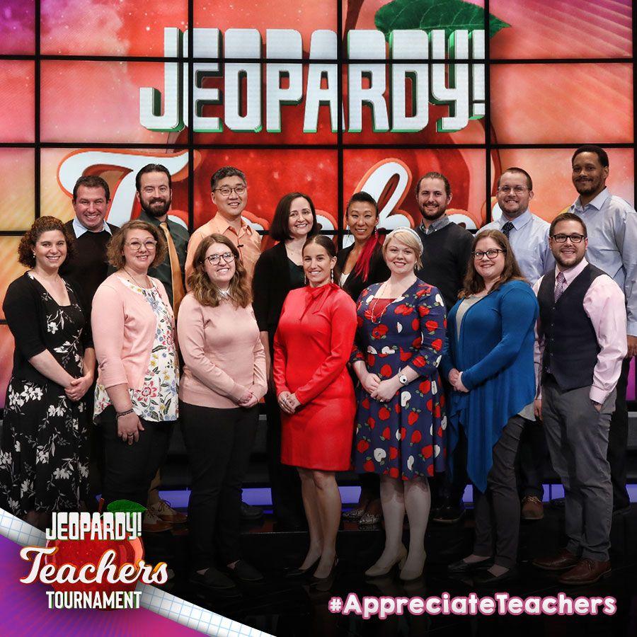 JEOPARDY 3 Alex Trebek, Peter Gouveia Teachers Together