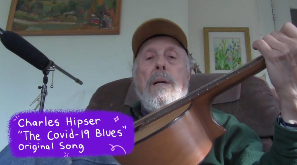 RAC Charles Hipser sings the COVID-19 Blues