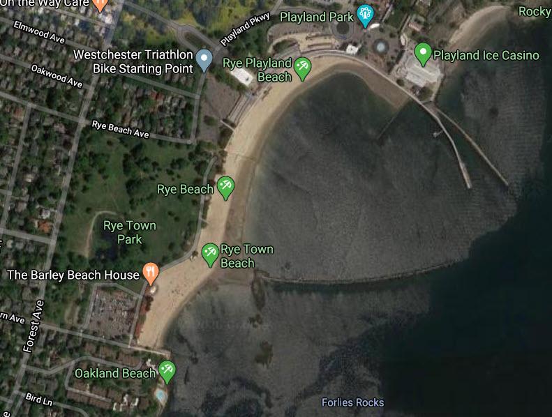 Rye Beaches 2020