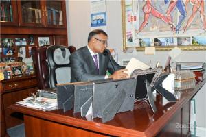 Rye Eye Doctor Dr. Ameet Goyal 2
