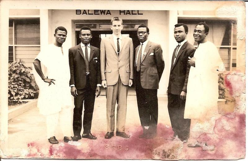 Carlton Thomas Kissner at University of Nigeria