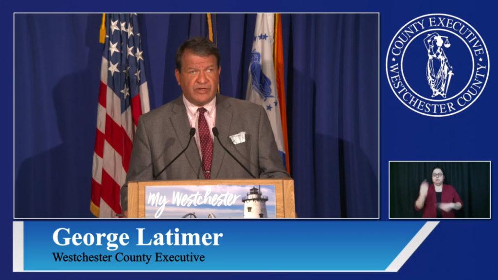 George Latimer COVID-19 briefing July 20, 2020