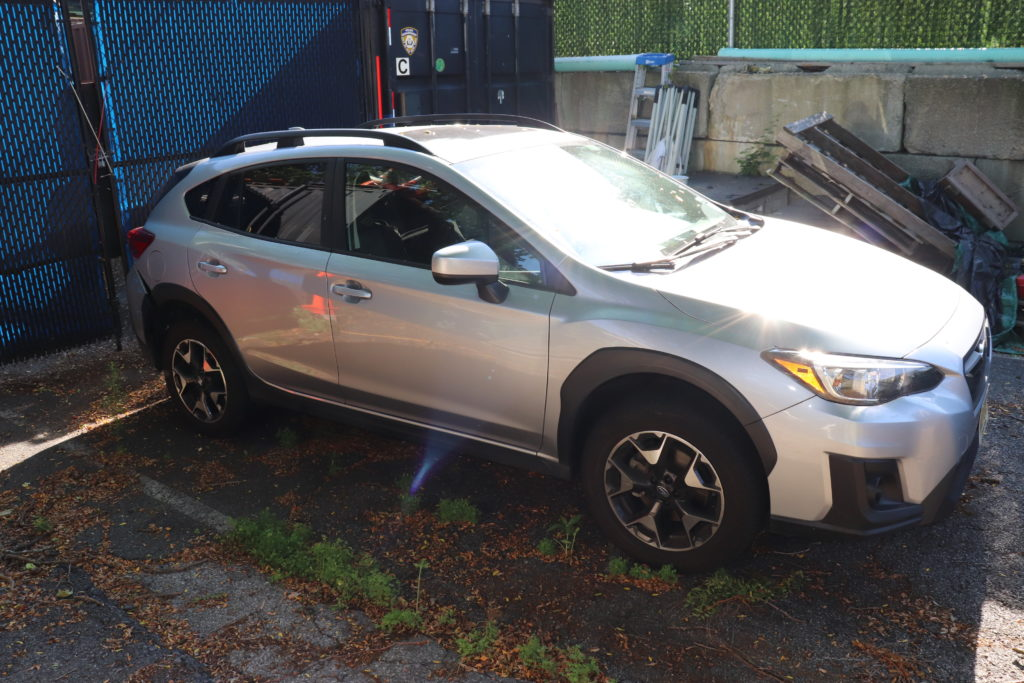 Rye PD - stolen 2020 Subaru Cross Trek