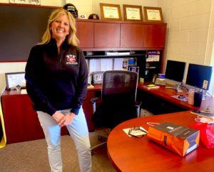 Susan Reid Dullea, Rye Schools Director of Health, Physical Education and Athletics