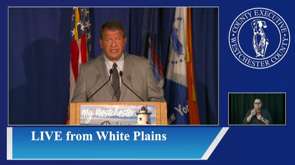 George Latimer COVID-19 briefing September 14, 2020 -- 1