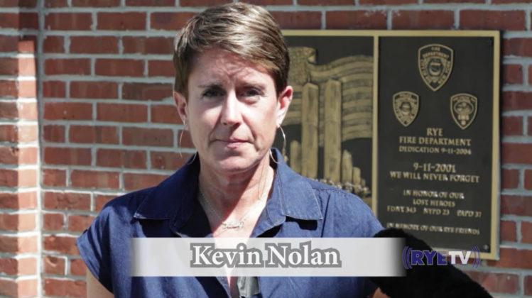 Rye 9-11 virtual ceremony 2020 Holly O'Neill-Melville reading names