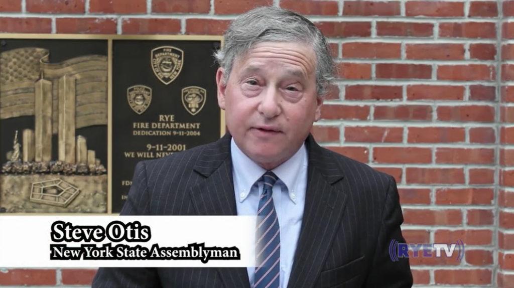 Rye 9-11 virtual ceremony 2020 Steve Otis, NYS Assemblyman
