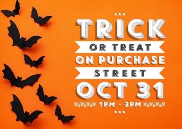 Halloween Purchase Street