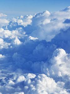 Obituary - clouds