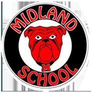 Rye Midland Elementary School logo