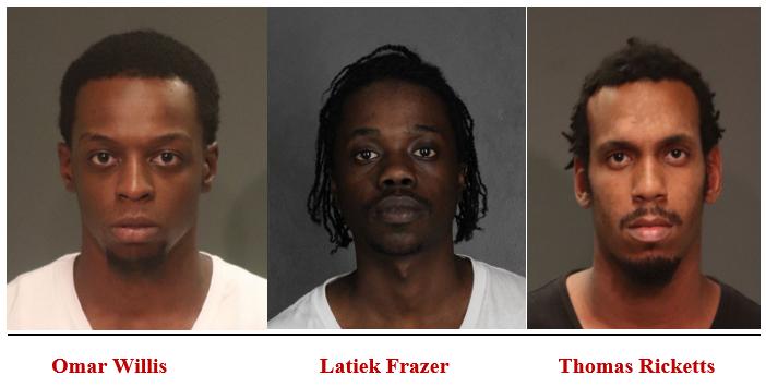 Rye PD burglary arrests October 2020