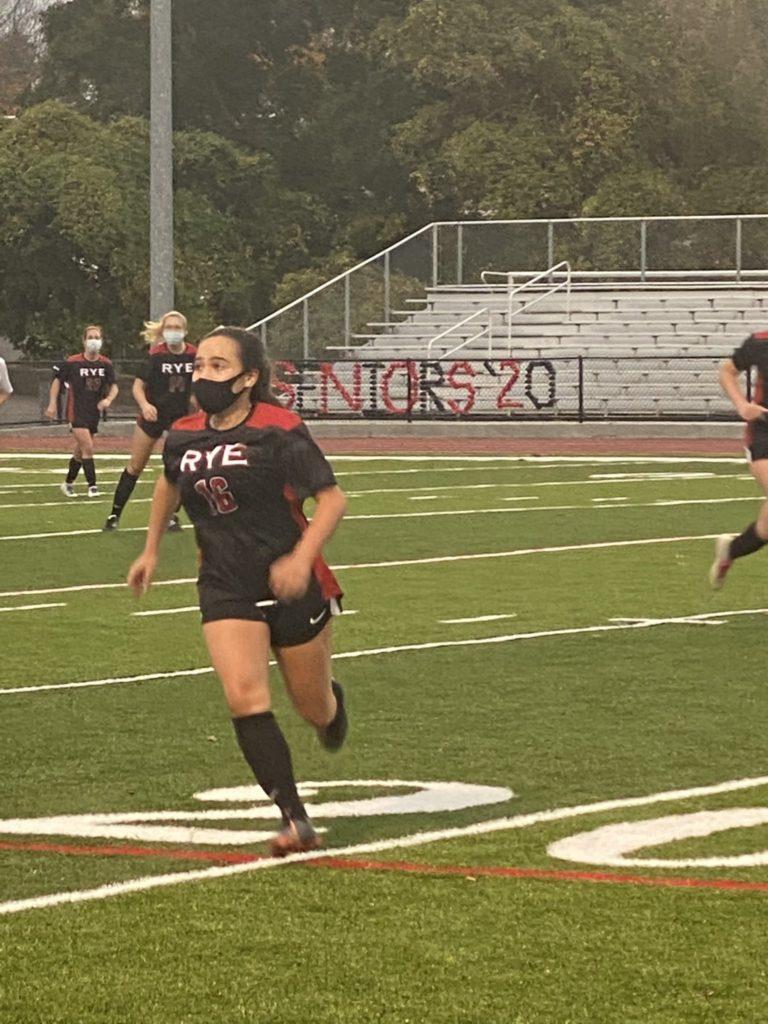 Rye Sports Girls Varsity Soccer 10-27-2020