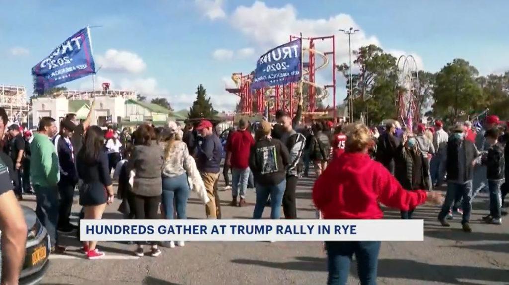 Trump Playland News 12 - 1