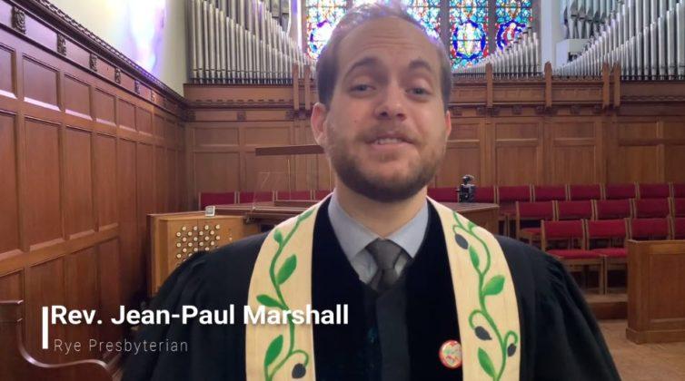 Interfaith Thanksgiving Service 2020 - Rev. Jean-Paul Marshall Rye Presbyterian