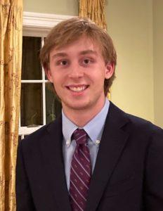 Spencer Schultz Rye High School senior 11-2020