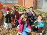 Osborn Elementary Garden 2011