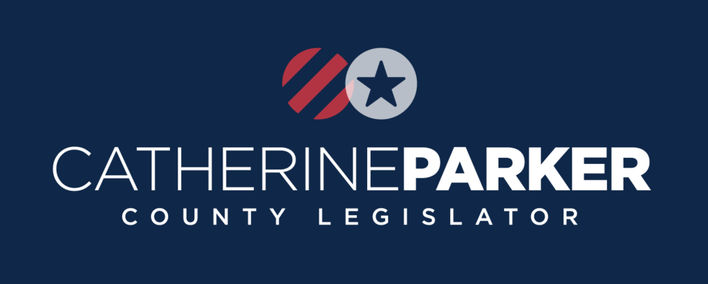 Catherine Parker county legislator logo