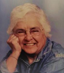 Obituary - Mary Roussos