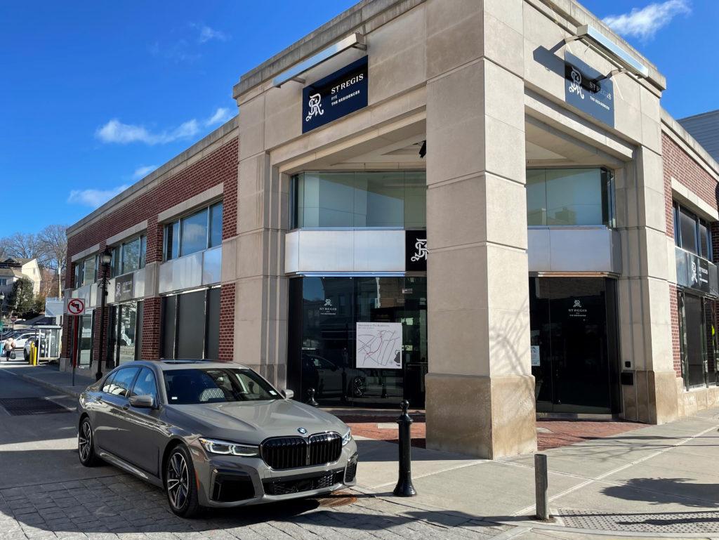 BMW St. Regis Residences, Rye