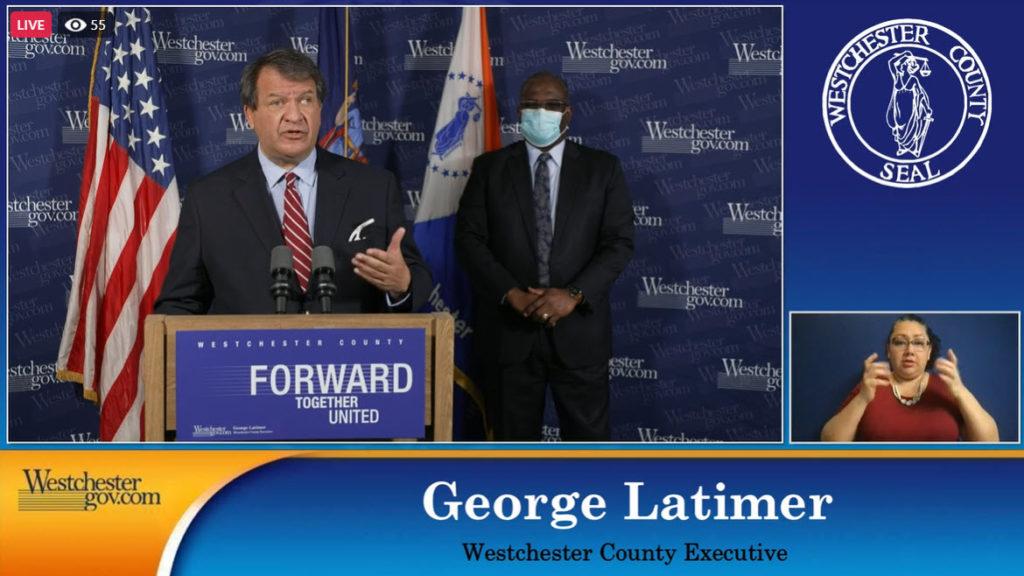 George Latimer COVID-19 briefing February 22, 2021