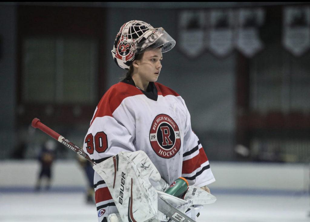 Rye Boys Varsity Hockey MVP: Anabelle Thomas