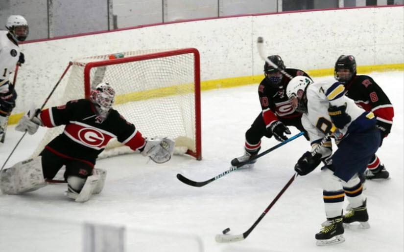 Rye Boys Varsity Hockey MVP Anabelle Thomas