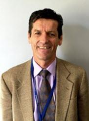 Rye High School Interim Principal Dr. Martin Fitzgerald